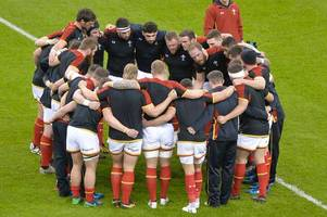 a win against france would be nice, but it's vital wales blood some new players now world cup seeding is secure