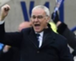 ranieri invited to fiorentina game to celebrate 90th birthday