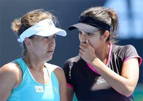 mirza, strycova storm into quarter-finals of indian wells masters