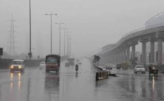 rain lashes north india in wee hours