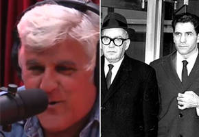 jay leno talks about the mob in early comedy clubs