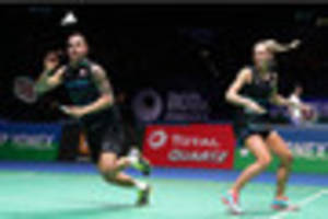 pain of semi-final defeat at all england open badminton...
