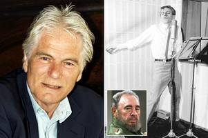 adam faith 'was an mi6 spy working in cuba to report back on fidel castro' claims new book
