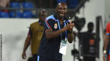Ibenge confirms he will leave his post as DR Congo coach in 2018