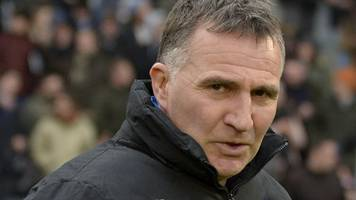 manager joyce departs wigan after four months
