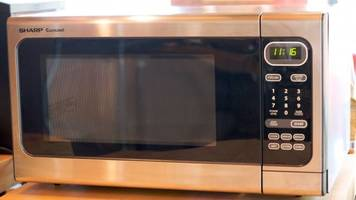 your microwave can't spy on you ... yet.