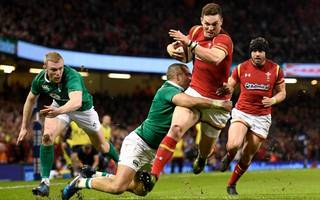 wales resurgence defers debate over howley's tactical rigidity
