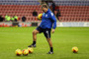wigan athletic sack warren joyce after his side lose to fellow...