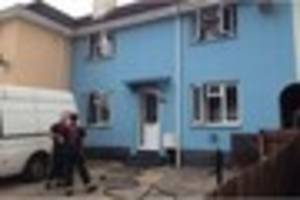 cause of fire at torquay home under investigation