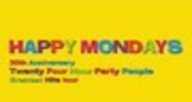 happy mondays to play scunthorpe show