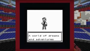 working pokémon red recreated entirely inside minecraft