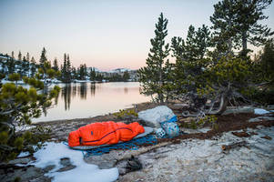 patagonia unveils design 45 years in the making — its first down sleeping bag series