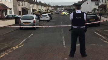 george gilmore injured in carrickfergus shooting