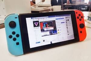 Nintendo Switch's secret browser has a flaw that could lead to a jailbreak