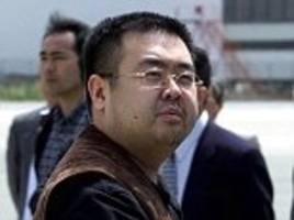 Body of Kim Jong-un's brother is embalmed in Malaysia