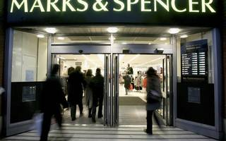 Marks and Spencer heads out of China