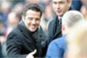 Hull City boss Marco Silva's incredible home record paves way for...