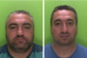 brothers jailed for trafficking sports direct agency workers from...