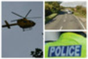 air ambulance called after serious two-car crash on a151