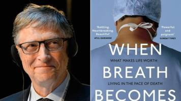 the book that made bill gates cry up for award