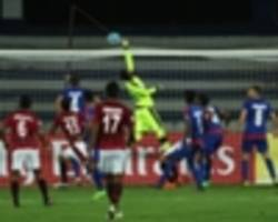afc cup 2017 roundup from tuesday: johor thump global fc; kim yu-song scores five for 4.25 sc