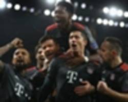 bayern munich to battle chelsea and inter milan in singapore as part of international champions cup