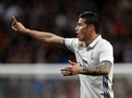read madrid news: james rodriguez feels 'restricted'
