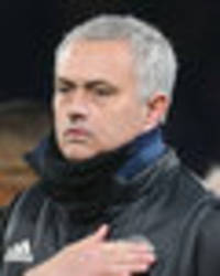 Boss brands Chelsea fans as morons following Jose Mourinho abuse in Man United clash