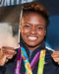 nicola adams has been working with amir khan's trainer virgil hunter ahead of april debut