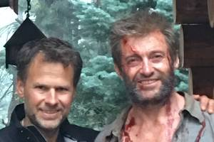 logan's makeup designer on creating the film's gory violence: 'the restraints were off'