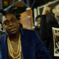 "kodak black calls on pnb rock for their ""too many years"" video"