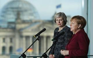 don't panic – but remember brexit will be a tough political process