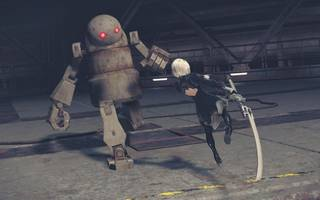 nier: automata is a thrilling, endearing, unhinged sequel
