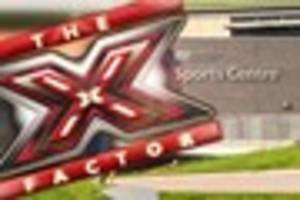 auditions for the x factor in derby on friday – everything...