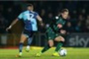 Derek Adams pleased with Plymouth Argyle's point from 1-1 draw at...