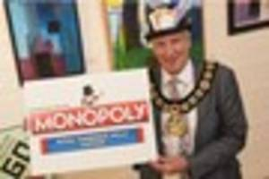 Tunbridge Wells is to become a Monopoly set - and the game's...