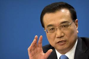 China's Premier Li Keqiang Has Called For a Return to Talks on North Korean Nukes