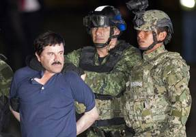 lawyers for 'el chapo' say he's shivering, misses daylight
