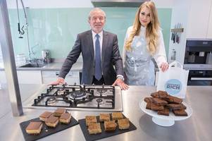 Welsh people who love cake are wanted by the Apprentice 2016 winner - to sell it!