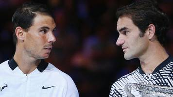 indian wells: rafael nadal to play roger federer in last 16