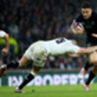 Rugby: England set for showdown with All Blacks this year if the RFU have their way