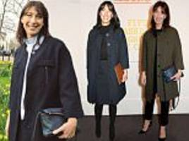 samantha cameron's favourite coat has already sold out