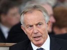 blair will not face probe into misleading parliament