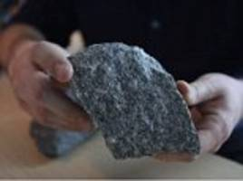 Scientists discover traces of Earth's crust original crust