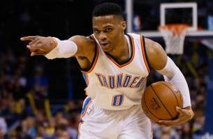 Russell Westbrook responds to Stephen Curry's MVP nod to James Harden: Who's he?