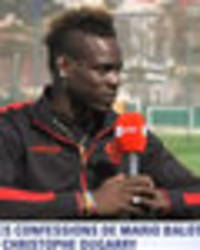 mario balotelli gives amazing response to liverpool questioning