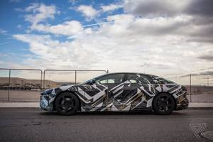 Lucid Motors' electric car will cost $60,000