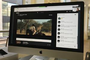 Vevo's Watch Party feature is like Turntable.fm for music videos