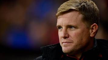 eddie howe on striking a balance with bournemouth players