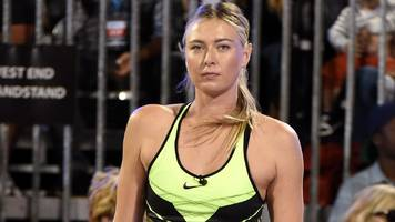 wildcard rules could be reviewed as sharapova prepares to return